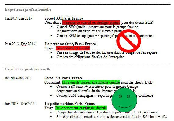 comment faire un cv   le guide complet