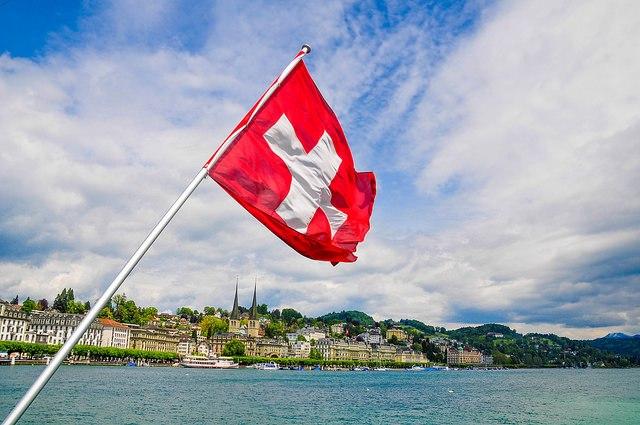 drapeau suisse - apprentissage