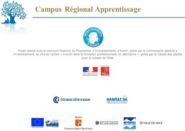 Campus régional d'apprentissage