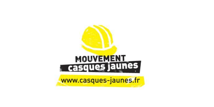 Logo des casques jaunes