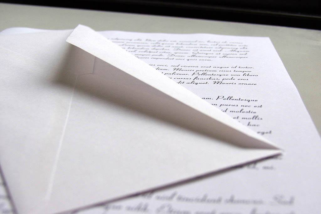 Lettre de motivation manuscrite ou pas ?