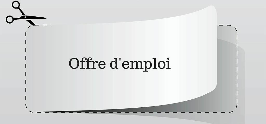 Lettre de motivation offre d'emploi