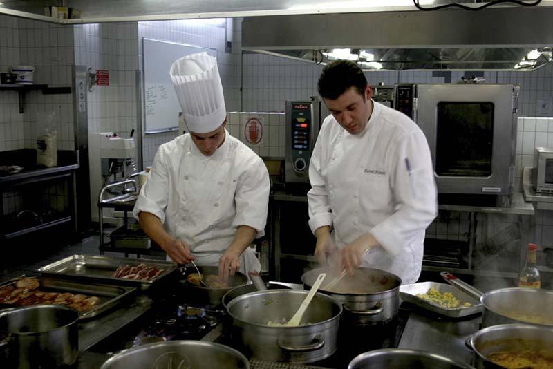 920 offres d'apprentissage en hôtellerie et restaurantion en Bretagne