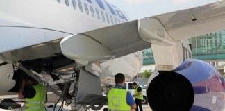 Apprentissage dans le secteur aérien