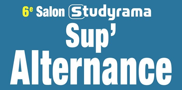 Salon - Studyrama - Sup'Alternance