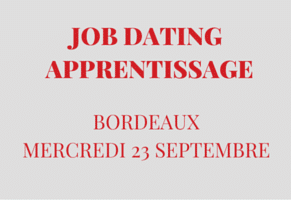 job dating apprenti Register your profile, search vacancies and apply for an apprenticeship - you must be 16 or over.