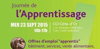 Journée de l'apprentissage - Dijon - Mercredi 23 septembre à 14h00