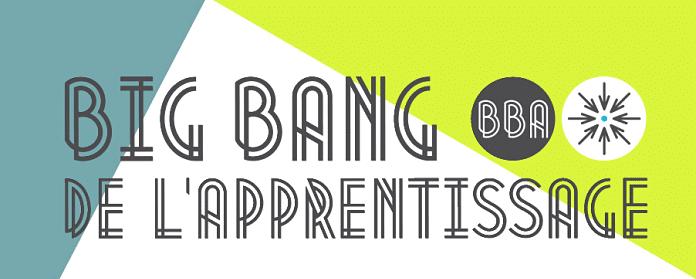 Le Big Bang de l'Apprentissage (BBA) les 5 et 6 février 2016