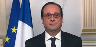François Hollande mise de nouveau sur l'apprentissage lors de ses voeux pour 2016