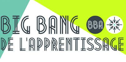 Salon du Big Bang de l'Apprentissage (BBA)