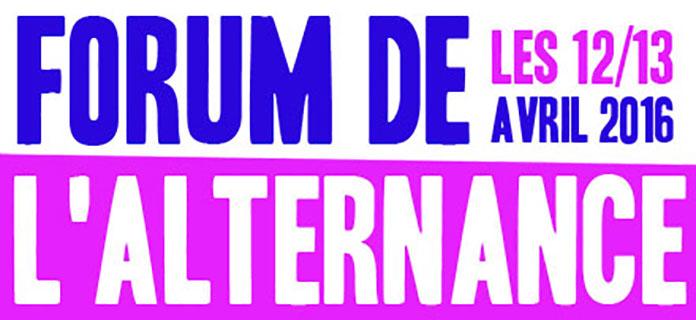 Forum de l'alternance de Paris du 12 au 13 avril 2016