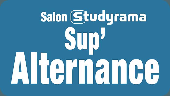 Salon Studyrama Sup'Alternance de Paris le 9 avril 2016
