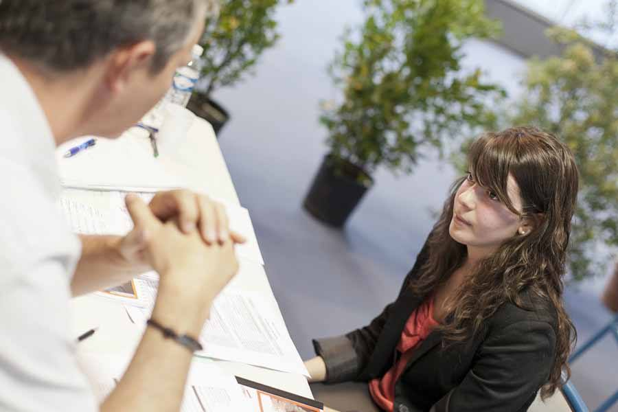 Jeune en job dating de l'apprentissage