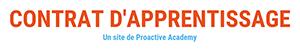 Contrat d\'Apprentissage