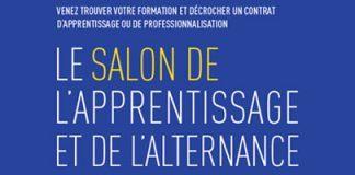 Salon de l'apprentissage et de l'alternance de Lyon Une - 2016