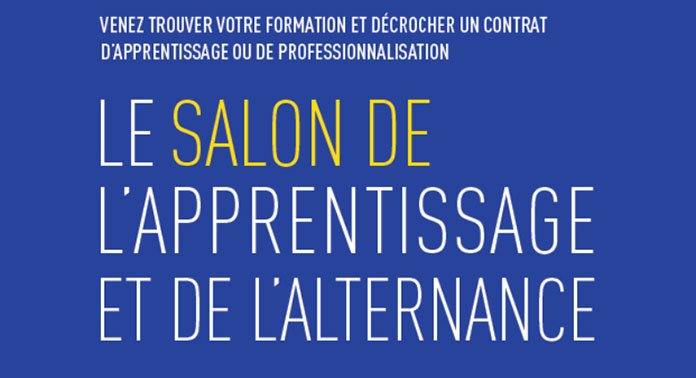 Salon de l 39 apprentissage de lyon les 11 et 12 mars 2016 for Salon de l apprentissage