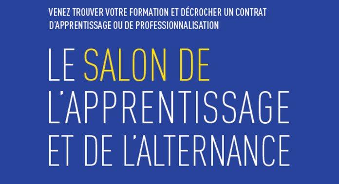 Salon de l'apprentissage et de l'alternance de Lyon - 2016