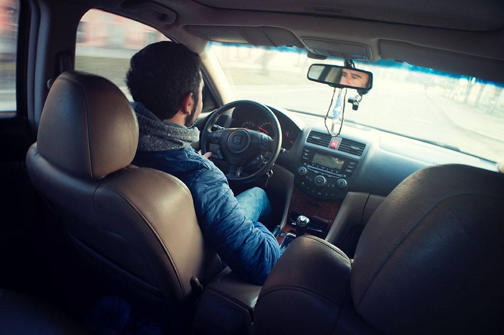 Un apprenti passe son permis de conduire