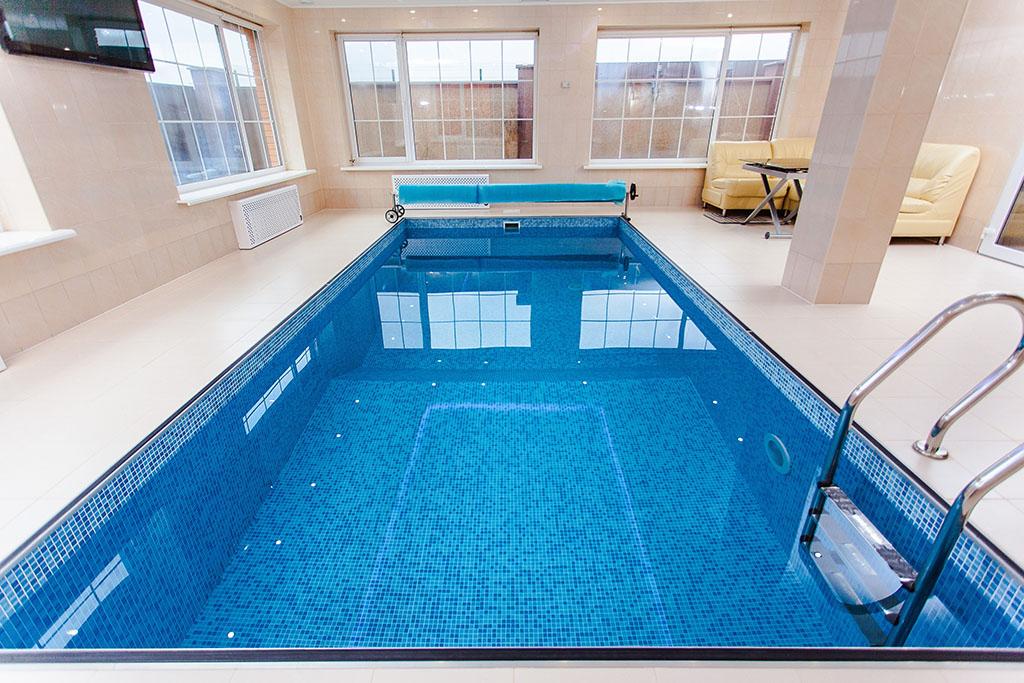 Apprenti piscine