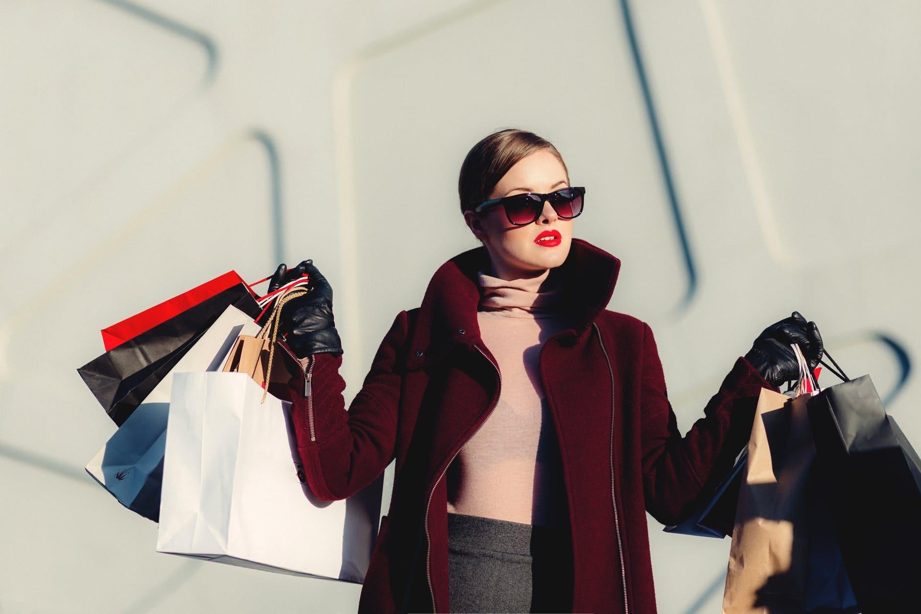 Shopping lvmh